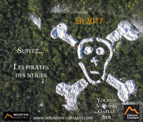 Voeux 2017 - Suivez les pirates des neiges