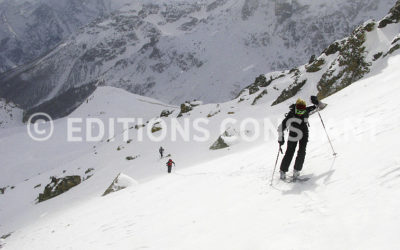 Epaule de Roche Robert – Ski Touring