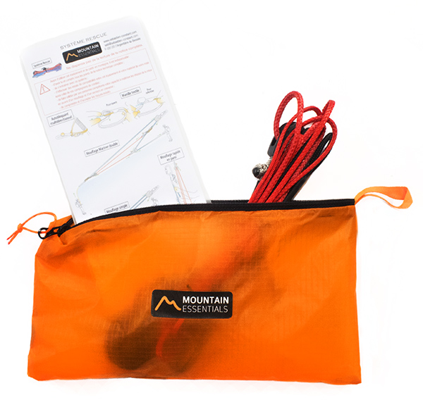 crevasse rescue gear, rope rescue, hauling system