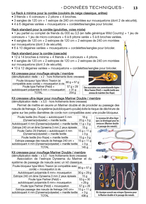 APERCU PDF du livre montagne editions seb constant - topo-guide Ascensions en neige et mixte massif des Ecrins Cerces Queyras
