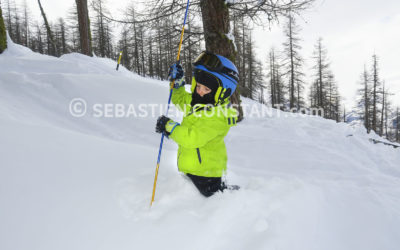 Avalanches – prevention et formation