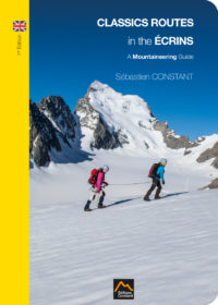 this guidebook in the new reference for mountaineering in the Ecrins and Dauphiny.