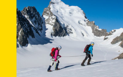 New guidebook, Mountaineering in the Ecrins
