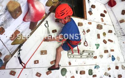 ready to lead climb – apprendre à grimper en tête